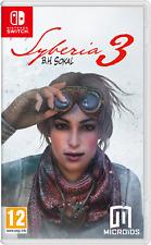 Syberia 3 Nintendo Switch Game (English ver.) New