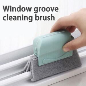 Window Frame Door Groove Cleaning Brush Kitchen Decontamination  Magic  Brpf