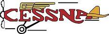 CESSNA Aircraft  Banner- Vintage Logo  FREE SHIPPING