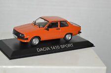 Legendary Cars Auto Die Cast Scala  1:43 -  DACIA 1410 SPORT  [MZ]