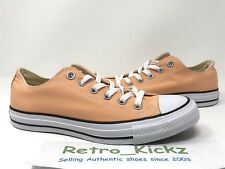 87ad4124f25 Converse Orange Converse Chuck Taylor All Star Athletic Shoes for ...
