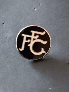 fulham fc Vintage Pin badge