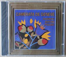 Camerata de Geneve - Prokofieff, Martinu, Poulenc - CD neu & OVP