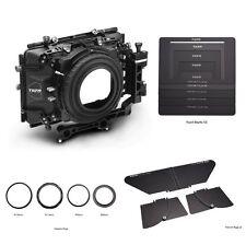 TILTA MB-T04 4*5.65 Carbon Fiber Matte box Swing-Away 15/19mm for Film Camera