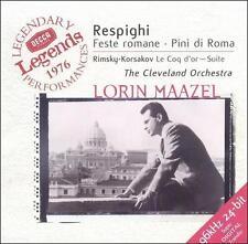 Respighi: Feste romane; Pini di Roma (CD, Jun-2000, Decca)