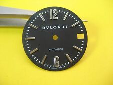 BVLGARI DIAGONO LCV29S AUTOMATIC PARTS DIAL LADIES WATCH BLACK DIAL/DATE