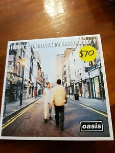 Oasis what's the story morning glory Japanese LP style CD