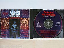 LORDS OF THE NEW CHURCH - Killer Lords  CD  CCSCD 347