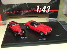 BMW 328 & 507 Rouge Coffret SCHUCO manque la Z3