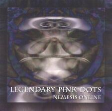 THE LEGENDARY PINK DOTS Nemesis Online CD 1998