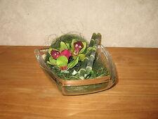 LEONARDO *NEW* Set 2 milieu de table décoratif 18x20cm H.4cm