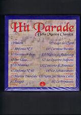 HIT PARADE DELLA MUSICA CLASSICA BOX 4MC MUSICASSETTA MC MC7 K7 NUOVA SIGILLATA