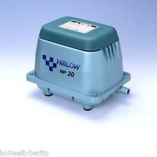 Original HiBlow HP-20 von Takatsuki - 20 L/min. - 17 Watt - Koi Teich Belüfter