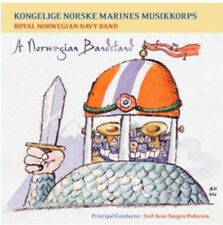 The Royal Norwegian Navy Band : A Norwegian Bandstand CD (2009) ***NEW***