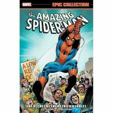 Amazing Spider-man Epic Collection: The Secret Of The P #35685U