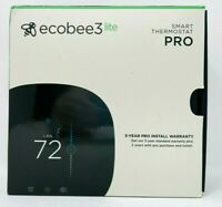 EcoBee 3 Lite Pro Smart Thermostat Model EB-STATE3LTP-02