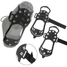Anti Rutsch Schuh Spikes Schuhspikes Eiskrallen Ice Grips Alpidex