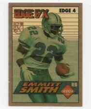 1994 COLLECTOR'S EDGE F/X GOLD SHIELD EMMITT SMITH  PARALLEL HOF DALLAS COWBOYS