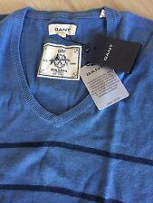 Gant maglione S 46 48 Nuovo a maglia Maritim RUGGER Bastian LINO vele NEW SAIL