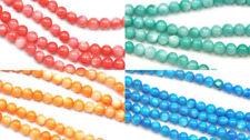 Perline sfuse rotondi Dimensioni 5