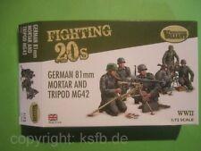 1:72 Valiant #002 WKII Deutsche Granatwerfer Landser Wehrmacht Soldaten