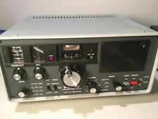 Yaesu FRG-7 Shortwave Ham Radio Receiver, Nice Condition, working!