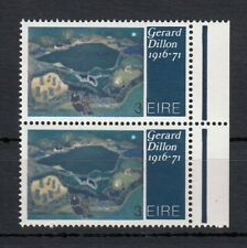 (53793) Ireland MNH Pair Contemporary Art Gerard Dillon 1972