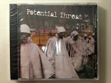 POTENTIAL THREAT - 2002 RARE DEMO SEALED! DEATH ANGEL SLAYER TESTAMENT CRO-MAGS