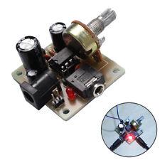 Lm386 Super Mini Amplifier Board DIY Kit 3v-12v Power Amplifier Suit Electronic