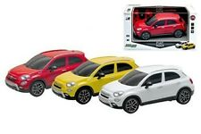 Car Remote-Controlled Fiat 500x Scale 1:18 Peices Mondo
