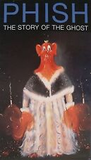 "Phish ""Story Of The Ghost"" U.S. Promo Poster - Jam Rock Music"