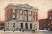 Cumberland Maryland Post Office Antique Postcard J69738