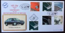 1.10.1996 Classic Cars-Motor Show-Vauxhall Vectra GLS-Luton-Benham FDC