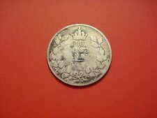 1928 10C Canada 10 Cents Silver