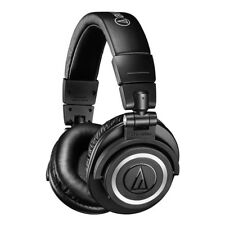 Audio-Technica ATH-M50xBT Bluetooth 5.0 Wireless Closed-Back Dynamic Headphones