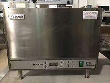 New Listinglincoln Pizza Oven Model 2501 208single Phase