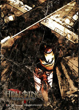 Hellsing Alucard Wall Scroll Poster Anime Manga NEW