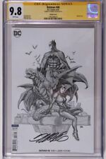 Batman 48  Signed By Frank Cho 9.8  CGC Signature Series