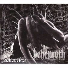 Satanica [PA] by Behemoth (CD, Feb-2008, Peaceville Records (USA))