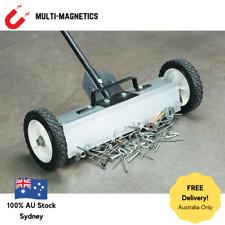 Super Sweeper Magnetic Broom - 18inch Magnetic Floor Tool Sweeper Magnet