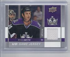 09-10 2009-10 UPPER DECK RYAN SMYTH UD GAME JERSEY SERIES 2 GJ2-RS KINGS