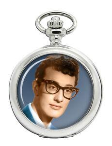 Buddy Holly Pocket Watch