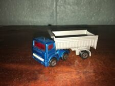 1:87 1980 MATCHBOX ARTICULATED TRUCK LESNEY MADE IN ENGLAND