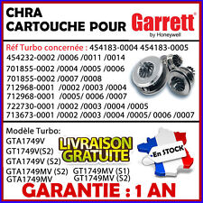 CHRA Turbo cartridge Volkswagen Sharan 1.9 TDI 110 CV 4541835 AFN GTA1749V /929