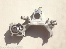CADILLAC NORTHSTAR WATER PUMP COOLANT CROSS OVER WITH NEW PUMP 12576705 04-05