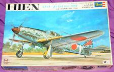 KAWASAKI HIEN Ki-61 Tony engraved detail TAKARA aftermarket decals MIB 1/32 KI61
