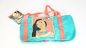 Disney's Pocahontas Retro Bag 1990's - 90s Collectable Official *BRAND NEW*