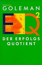 EQ2 - Der Erfolgsquotient von Goleman, Daniel   Buch   Zustand gut