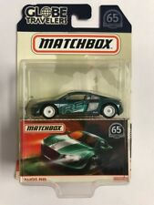 2018 Matchbox Globe Travelers Series Audi R8