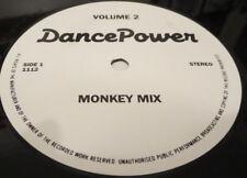 "Michael Jackson – Dance Power - Volume 2 - Rare 12"" Vinyl - Unofficial - 1987!"